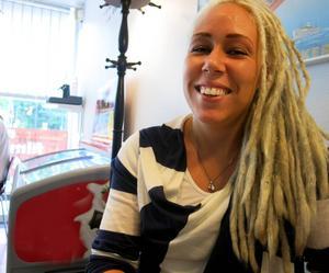 Maria Berglund-Johansson har utsetts till boxningklubben Falkens första ordförande.