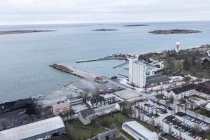 Region Gotland säger nej till att hyra ut Slite hamn till Nord Stream.