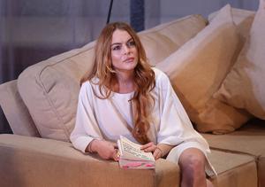 Lindsay Lohan. Arkivbild.
