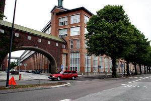 Tidigare Aseas Mimerkvarter. Karlsgatan - Södra Ringvägen, Västerås.