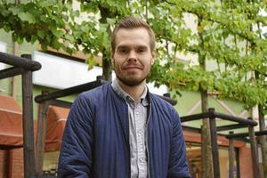 Fotografen Andreas Varro, ursprungligen från Borlänge, har tagit hem SM-segern i porträttfotografering i klassen