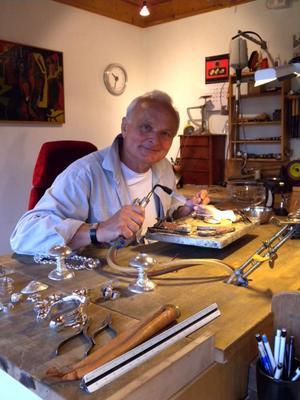 – Nu har jag fått tillbaka livsglädjen, säger Bernd Janusch.