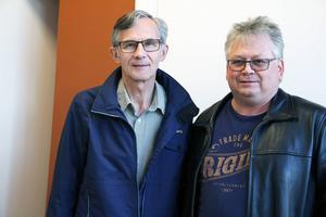 Vi som revisorer får inte reda på vad politikerna har beslutat eller föreslagit, säger Sven-Åke Holm tillsammans med Tommy Henriksson.