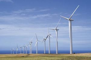 VINDKRAFTVERK. Bygdepengen ska gå till att utveckla landsbygden med vindkraftsetableringar.
