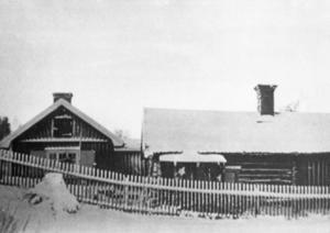 Bytte kommun. Vårdbergstorp var ett av de områden som fördes över från Ösmo kommun till Nynäshamns köping, den 1 januari 1943.