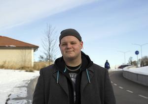 Fredrik Nilsson (S), ordförande kulturnämnden, Bollnäs