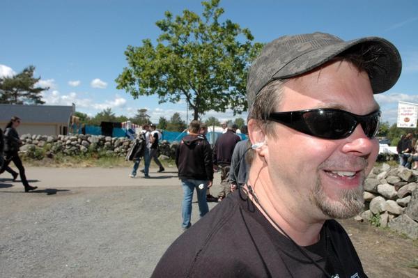 Patrik Rylander:- Festivalen levererar rockmusik som du inte hittar någon annanstans!- Heaven & Hell, Pain och Candlemass.