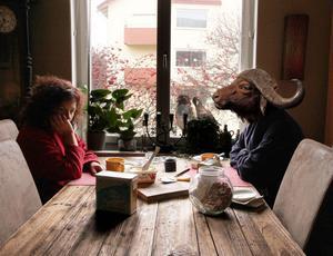 Den tysta frukosten av Sune Liljevall