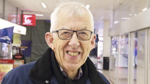 Göran Edström, ordförande i Avesta kammarmusikförening, ser fram emot besöket av Sparf och Forsberg.  Bild: arkivbild