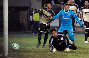 Sergej Semak sänkte nyligen Benfica. På söndagen sänkte han Degerfors.