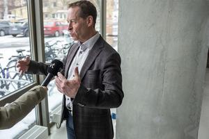 """Smittskyddsläkare Micael Widerström berömde den smittade och hans familjs agerande: """"De agerade precis som man ska."""""""