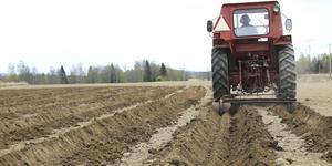 Jordbruksmark behövs för annat än byggande, det framgår av de livsmedelsstrategier som finns, påpekar Centern i Kungsör.