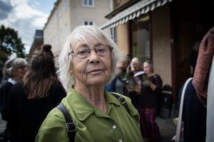 Birgitta Ohlson var med och bildade