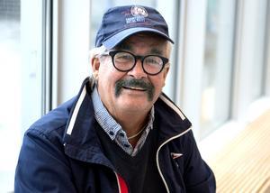 Gunnar Johansson, 69, pensionär, Sundsvall