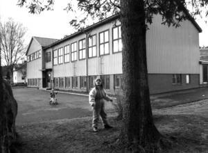 Skolan i Laxsjö blev trång när antalet barn fördubblades på några år.