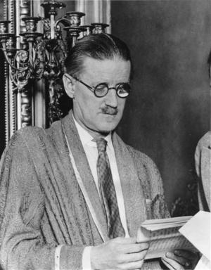 James Joyce 1931. Foto: AP