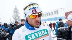 Petter Northug kommer till start i helgens tävlingar i Piteå. Bild: TT.