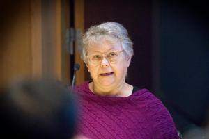 Erika Engberg (S), ordförande för socialnämnden i Bollnäs