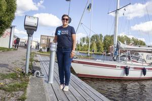 Minna Keinänen-Toivola är grundaren bakom projektet. Hon är även den som startade vattenprojektet NOAH som är igång i Söderhamn.