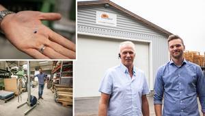 """Prisade företaget i Kramfors – det här är HS Vakuumplast: """"Väldigt bra start"""""""