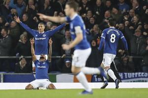 Tränare för Everton på Goodison Park är något som Andreas Bergwall kan tänka sig, om han själv får önska. Foto: Jon Super/TT