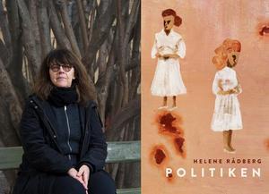 Helene Rådberg skapar ett fält inom dikten där varje mening, varje tyst sekund mellan raderna utgör en plattform för vreden, skriver Kristian Lundberg.