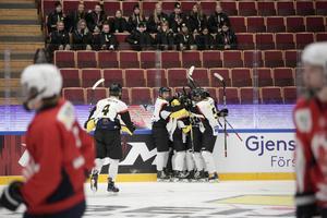 Södermanland visade upp ett fint kontringsspel, vilket låg bakom flera av de fem målen man lyckades med.