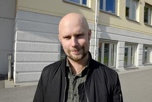 Johan Åström, 40, IT-konsult, Sundsvall: