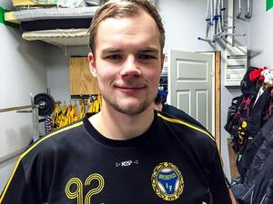 Jesper Öhrlund.