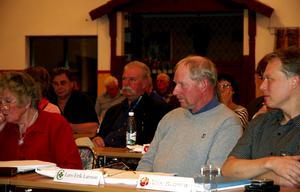 Lugnt läge. Det var lugnt läge i Säters kommunfullmäktige när årsredovisningen för 2006 var uppe till behandling. Men så gav 2006 också ett bra resultat.