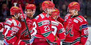 Modo har nu fem raka segrar efter att ha bortabesegrat Tingsryd med 3–0. Bild: Erik Mårtensson/Bildbyrån