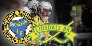 Jonas Pettersson lämnade Ljusdal för Broberg – och ställs nu mot sitt gamla lag.