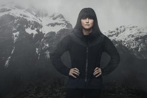 Susanna Kallur - Bergsbestigare.