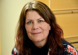 Anna Edström jobbar som speciallärare i skolans närvaroteam i Sundsvall.