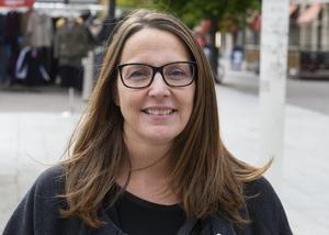 Caroline Grafström, 45 år, kommunsekreterare, Tunbyn