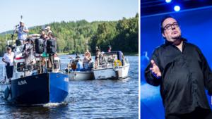 Annorlunda spelning för Rockbåt 47 – 24 timmars streaming från hemlig plats