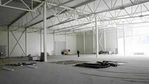 I den södra delen av Stockholms län behövs mer mark där företag kan etablera sina verksamheter. Denna bild är tagen i det stora företagsområdet Albyberg i Haninge kommun. Foto: NP/arkiv