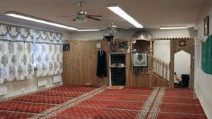 Moskén i Borlänge är öppen för muslimer i hela Dalarna. Här kan samkönade par inte ingå äktenskap, enligt islams lära. Arkivbild: Kristian Åkergren.