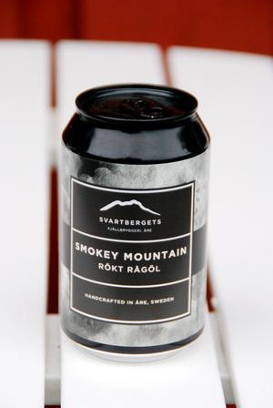 Smokey Mountain är Svartbergets bryggeris populäraste ölsort