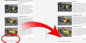 Skärmdumpar som visar när sidan senast redigerades. Den vänstra är från tisdag 16 juli och den högra från fredag 19 juli.