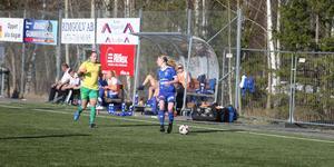 Rimbo och Matilda Ullström körde fast i matchen mot Bollstanäs.