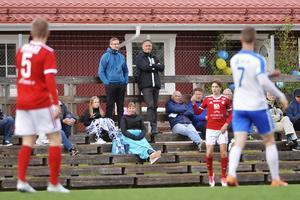 GIF Sundsvalls sportchef Urban Hagblom var på plats och kollade in IFK-mötet mellan Timrå och Östersund. I Timrå har han ett koppel av spelare med ett förflutet i Giffarna – och Östersund tränas av Ludvig Sundström som också har GIF-bakgrund, och som Hagblom dessutom är morbror till.