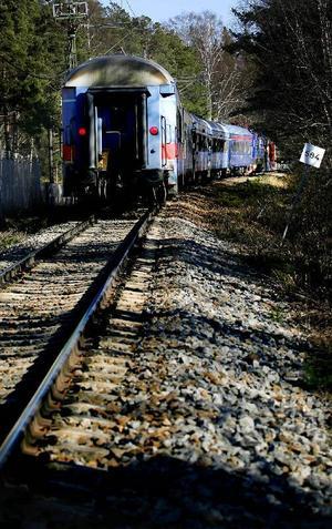 SJ upphör med nattågen till Storlien. Anledningen är för få resande.