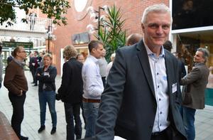 Göran Fredriksson, företrädare i Svenska väg- och broräckesföreningen, hoppas att räckeskonferensen ska bli återkommande.