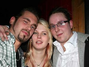 Konrad. Willy, Madde och Jens