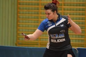 Arina Singeorzan vann samtliga sina matcher i helgen.