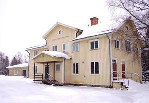Här satt barn- och utbildningsförvaltningen i Strömsund för många år sedan. Foto: Jonas Ottosson