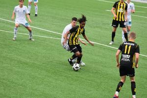 Araya Zerai gjorde ett av målen för FV.