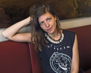 Elin Unnes. Foto: Luna Vassarotti