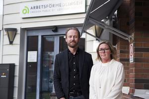 – Det blev ingen boom, inget nytt stålverk, säger Daniel Nilsson, chef för arbetsförmedlingen i Luleå. Han och företagsrådgivaren Monica Barck Flygare vill nyansera bilden av vad it-jättarnas datacenter kan ge.